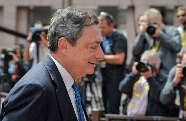 Bulgaria: ECB Chief Mario Draghi says Bitcoin Not Mature Enough for Consideration