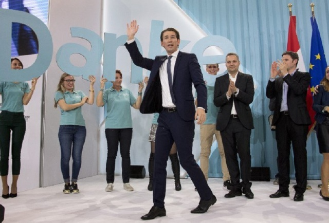 Bulgaria: Austrian Election Winner Sebastian Kurz Prepares for Talks form Government