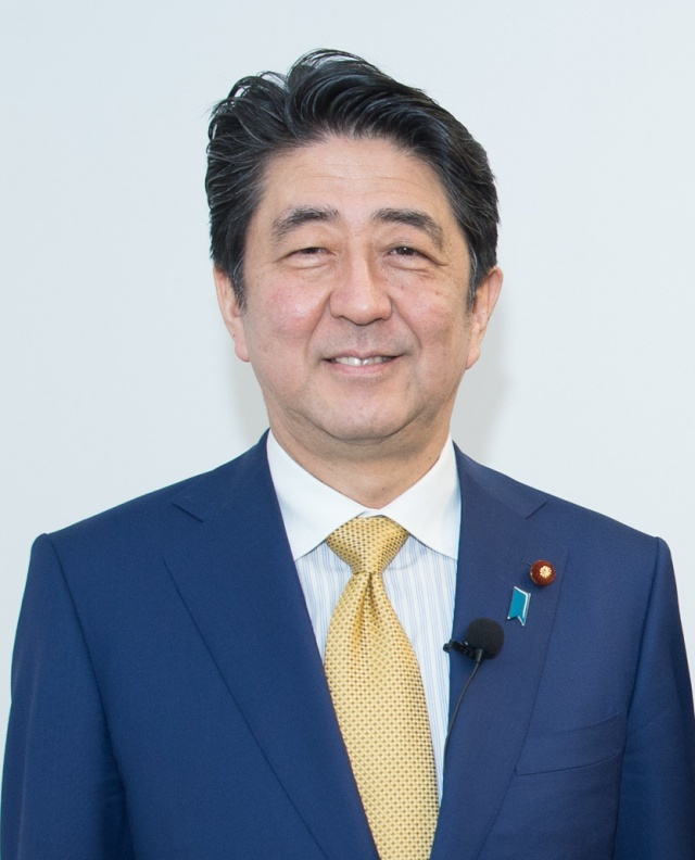 Bulgaria: Japan PM Shinzo Abe Promises to Deal with North Korea Threat