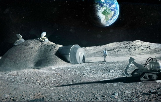 Bulgaria: By 2050 there will be a Russian Base on the Moon