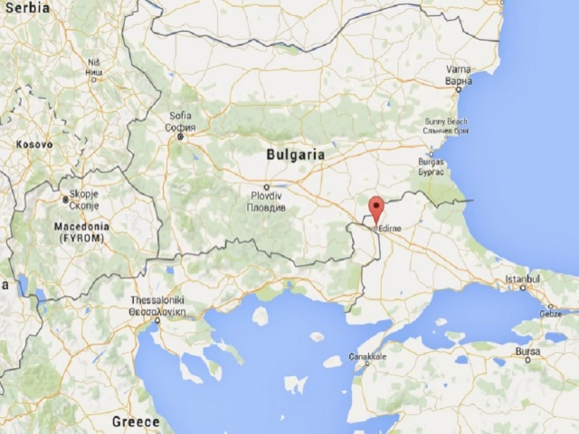 Bulgaria: 110 Illegal Migrants were Detained near Edirne