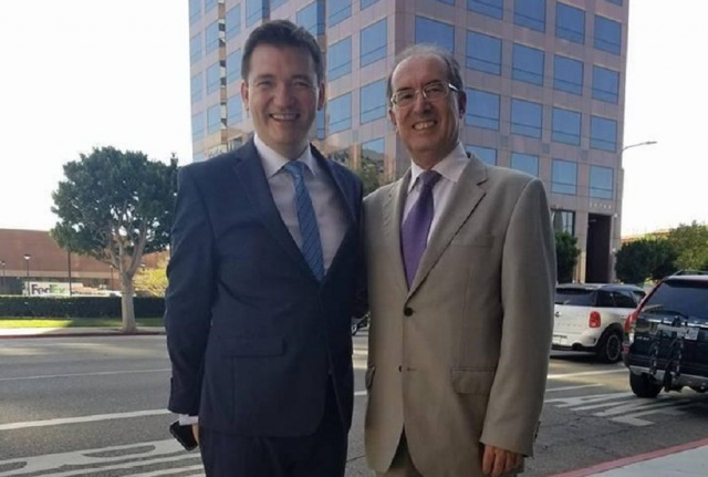 Bulgaria: The Bulgarian Consul in Los Angeles Heads the Presidency of the EU Group