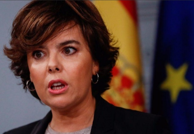 Bulgaria: Spanish Deputy Prime Minister took Charge of Catalonia