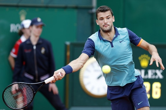 Bulgaria: Grigor Dimitrov will Meet  Richard Gasquet Tommorow in France