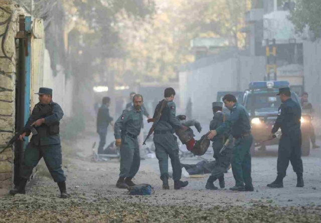 Bulgaria: Explosion in the Diplomatic Quarter of Kabul, there are Casualties