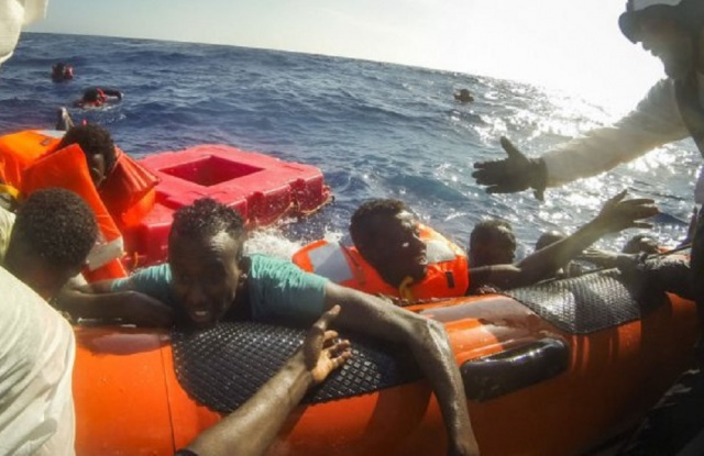 Bulgaria: Boats with Nearly 300 Migrants were Detected Near the Libyan Coast