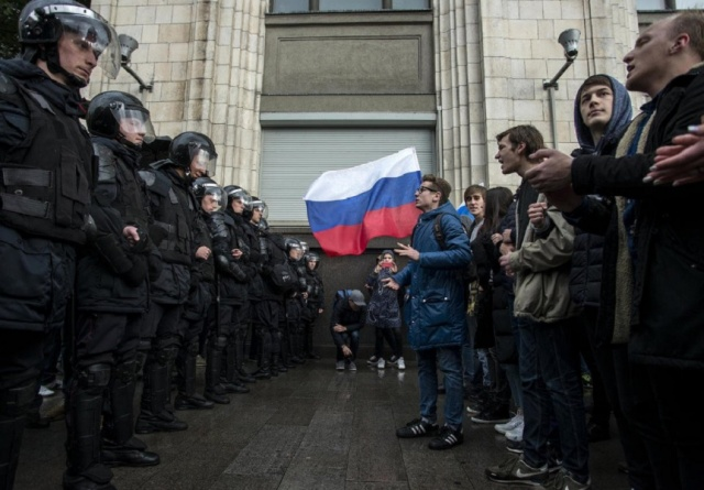Bulgaria: Russia's Protests Intensify and Governance is Getting Worse