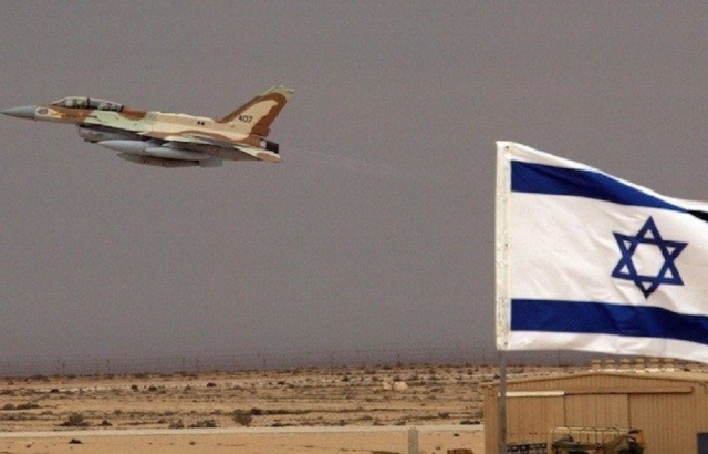 Bulgaria: The Syrian Army has Opened Fire on Israeli Aircraft