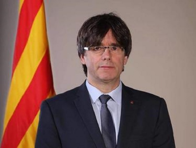 Bulgaria: Puigdemont and Half of his Ministers are with European Arrest Warrants