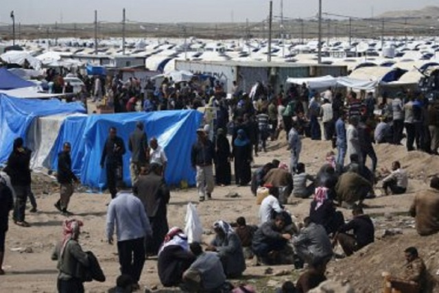 Bulgaria: More than 75 Killed in a Refugee Camp in Syria