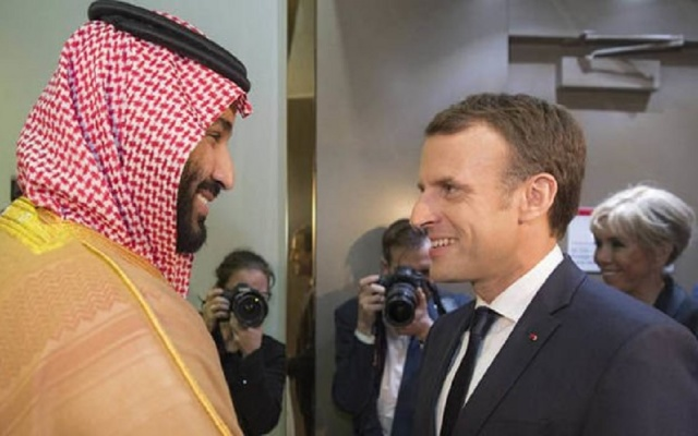 Bulgaria: Macron with a Surprise Visit to Saudi Arabia due to the Crisis in Lebanon