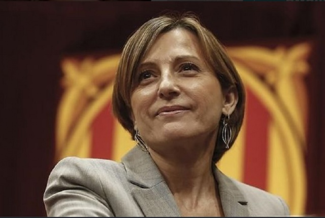 Bulgaria: Ex-parliament Speaker of Catalonia Forcadell Granted Bail