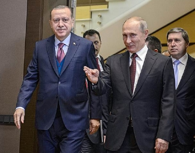 Bulgaria: Putin Reported that Relations with Turkey were Fully Restored