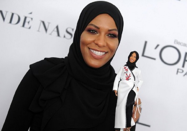 Bulgaria: The Barbie Doll Puts on a Hijab from the Fall of 2018