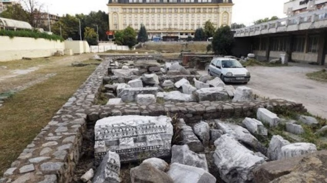 Bulgaria: Bulgaria's Plovdiv to Buy Back Roman Forum of Ancient Philipopolis 15 Years after Selling It