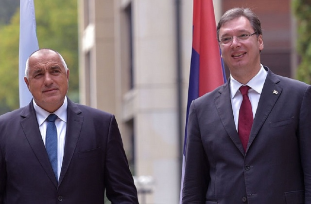 Bulgaria: PM Borisov and Serbian President Vucic Discuss Infrastructure Projects