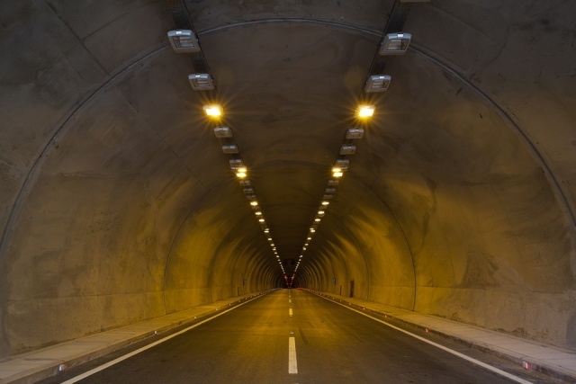 Bulgaria: Repair of both Tubes of the Vitinya Tunnel on the Hemus Highway is Officially Completed