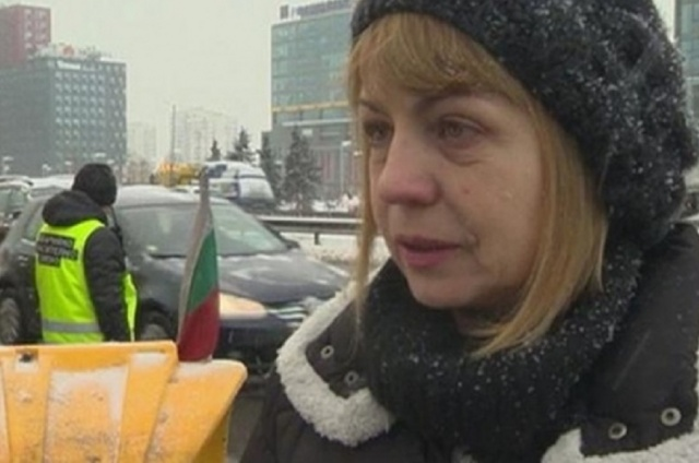 Bulgaria: Sofia Mayor Fandakova: The Main Boulevards in the Capital are Clean