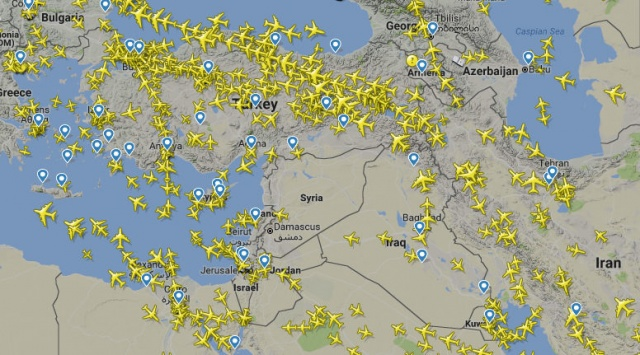 Bulgaria: The Government Aircraft Made Unusual Maneuvers on its Way to Saudi Arabia