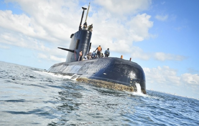 Bulgaria: Authorities have Stopped Searching for the Missing Crew of the Argentine Submarine