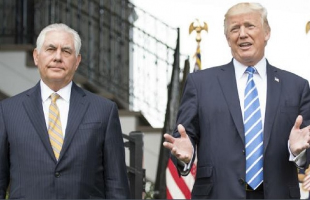 Bulgaria: Trump on Twitter: Tillerson Remains US Secretary of State