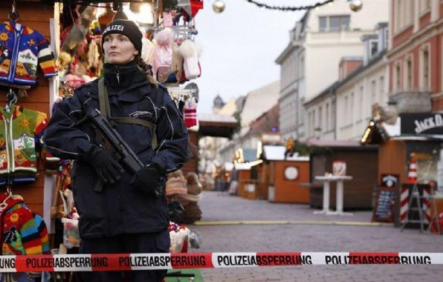 Bulgaria: German Police Prevented an Explosion at a Christmas Market in Potsdam