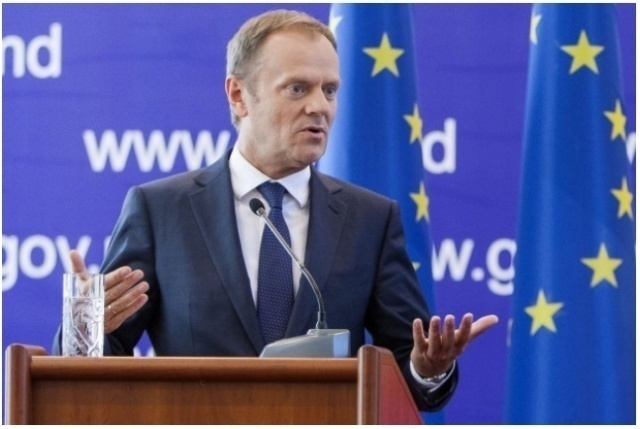 Bulgaria: Donald Tusk Gives Ireland Veto Over Brexit Deal