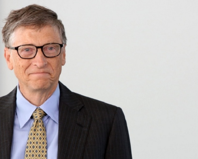 Bulgaria: Bill Gates Shares His 5 Favorite Books For 2017