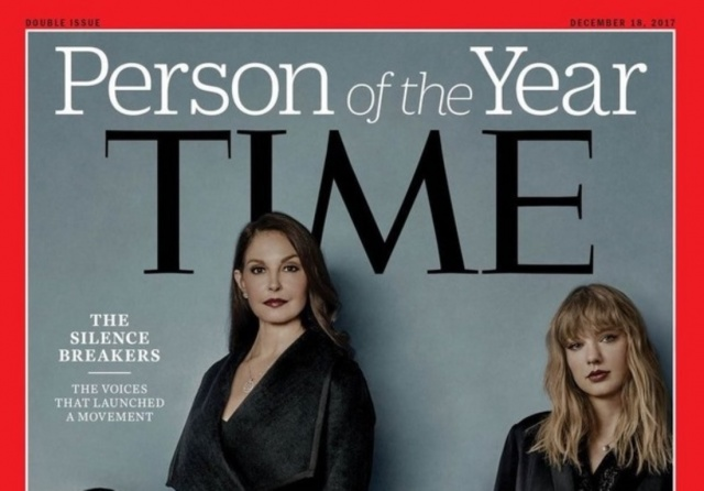 "Bulgaria: #MeToo is ""Personality of the Year"" According to Time Magazine"