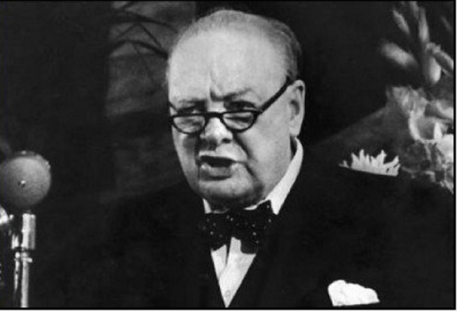 Bulgaria: Winston Churchill's Glasses were Sold for Nearly USD 10,000