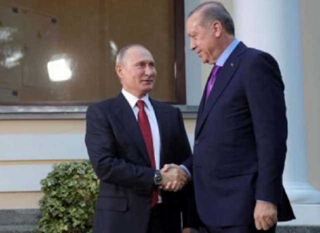 Bulgaria: Putin will Visit Turkey on December 11th