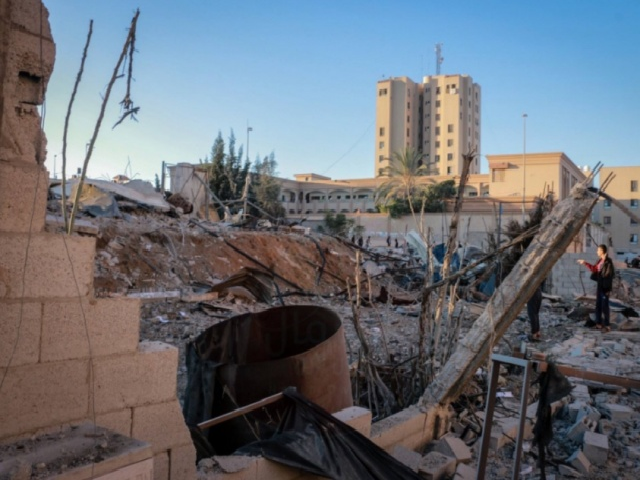 Bulgaria: Two Palestinians were Killed in an Israeli Air Strike in the Gaza Strip