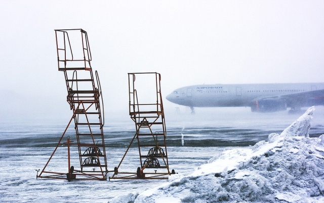 Bulgaria: More Than 400 Flights Were Canceled at the Airport in Toronto, Canada Due to Heavy Snowfall