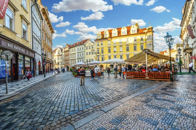 Bulgaria: The Population of the Czech Republic Grew Because of the Bulgarians and the Romanians