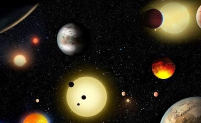 Bulgaria: NASA has Discovered a Solar System with the Same Number of Planets as ours