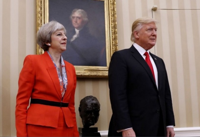 Bulgaria: Donald Trump will Visit the UK in February