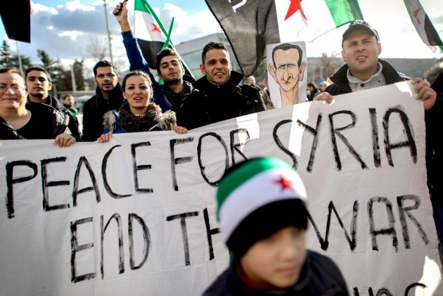 Bulgaria: The EU Provides Another EUR 9 Million for the Peace Process in Syria