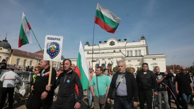 Bulgaria: The Police Continue with the Protests