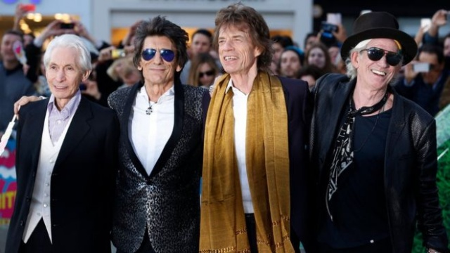"""Bulgaria: """"Rolling Stones"""" have the Most Successful Tour of the Year"""