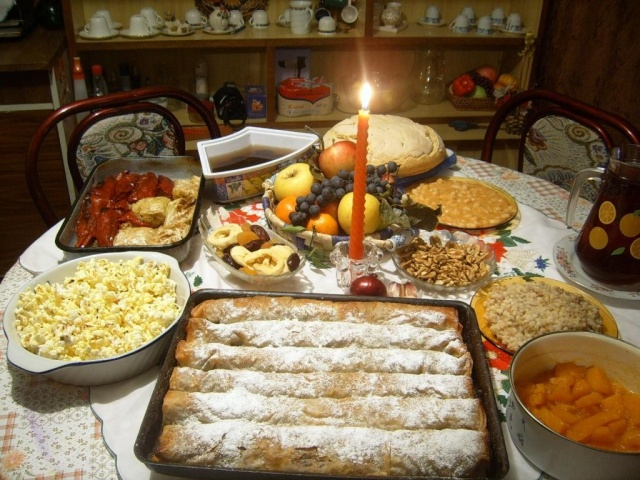 Bulgaria: In Anticipation of Christmas Eve