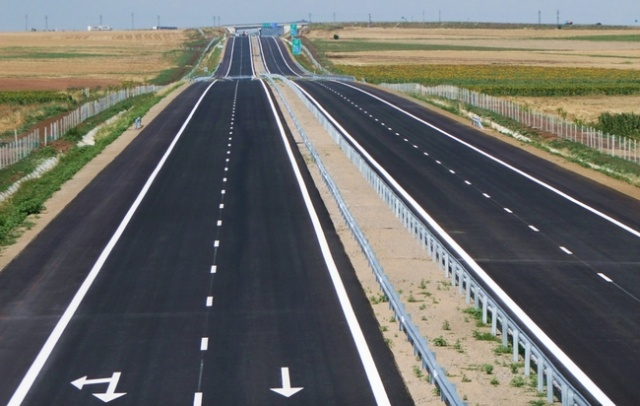 Bulgaria: The Visibility of Trakia Highway between Sliven and St. Zagora is Decreased