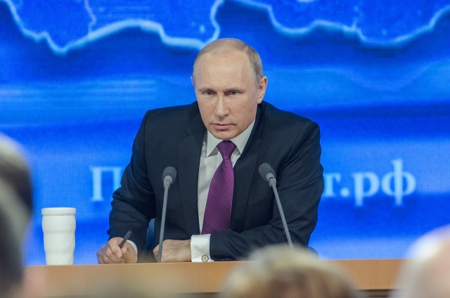 Bulgaria: Putin has Submitted Documents to Participate in the Elections