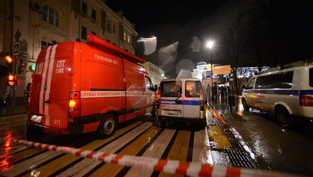 Bulgaria: Explosion in a Shopping Center in St. Petersburg, There are Injured People