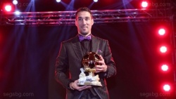 Bulgaria: Ivelin Popov is the Bulgarian Footballer of the Year for 2017