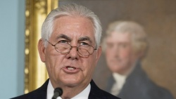 Bulgaria: Tillerson: The United States Remains in Syria to Help Overthrow Bashar Assad