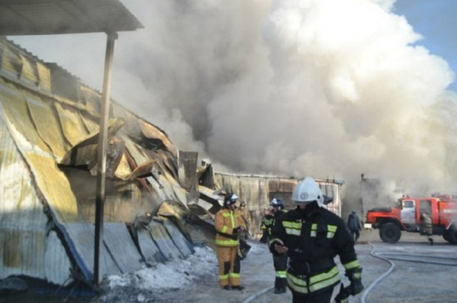 Bulgaria: 10 People were Killed in a Factory Fire in Russia
