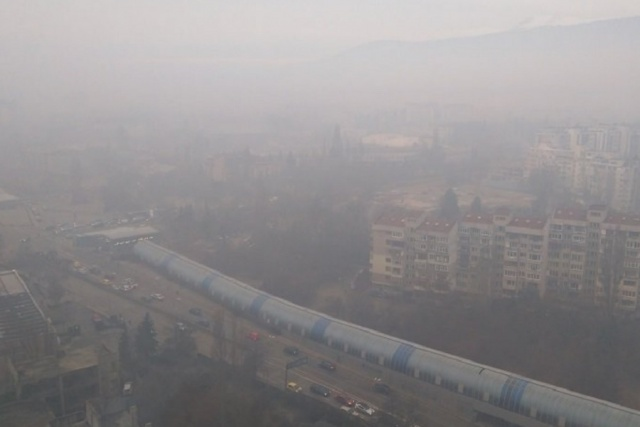 Bulgaria: As a Result of Air Pollution Between 14 and 18 Thousand People Annually Die in Bulgaria