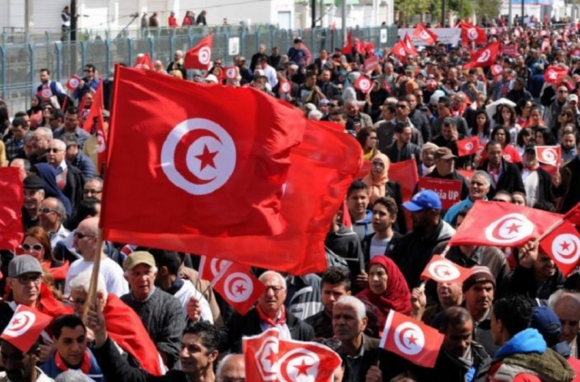 Bulgaria: New Clashes Between Demonstrators and Police Broke out in Tunisia