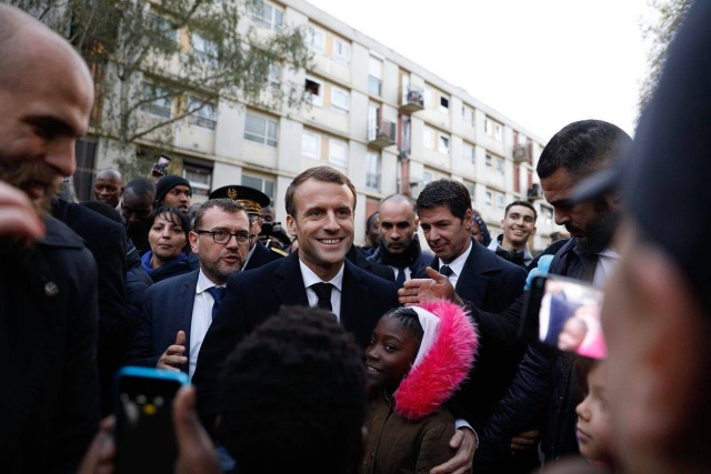 Bulgaria: Macron under fire over French asylum law reform