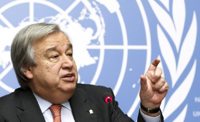Bulgaria: Antony Guterres: UN Countries Should Prepare for Major Migratory Movements